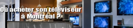 G olocalisation for Achat television montreal